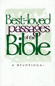 Best-Loved Passages of the Bible