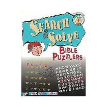 Search & Solve Bible Puzzlers