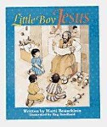 Little Boy Jesus (Big Books Series)