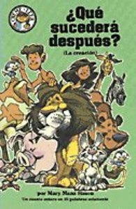 Que Sucedera Despues (What Next? the Story of Creation) (Spanish Hear Me Read Series)
