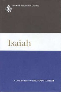Isaiah (Old Testament Library Series)