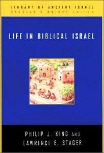Life in Biblical Israel (Library Of Ancient Israel Series)