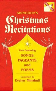 Abingdons Christmas Recitations