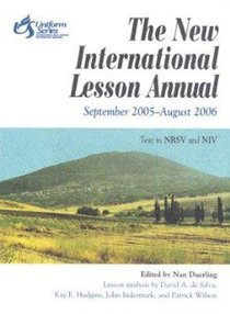 The New International Lesson Annual (2005-2006)