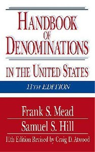 Handbook of Denominations in the United States (11th Edition)
