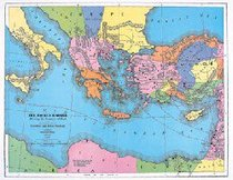 Abingdon Class Maps: Roman Empire and Journeys of Paul