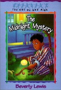 The Midnight Mystery (#24 in Cul-de-sac Kids Series)