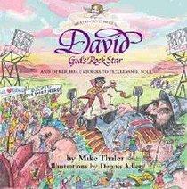 David Gods Rock Star (Heaven And Mirth Series)