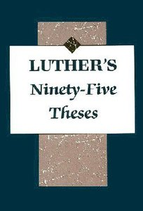 Luthers Ninety-Five Theses