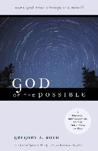 God of the Possible