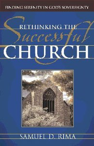 Rethinking the Successful Church