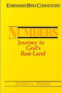 Numbers (Everymans Bible Commentary Series)
