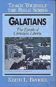 Galatians (Teach Yourself The Bible Series)