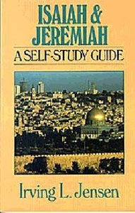 Self Study Guide Isaiah & Jeremiah (Self-study Guide Series)