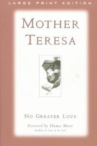 No Greater Love (Large Print)