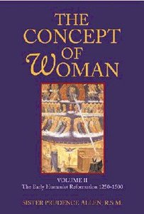 The Concept of Woman (Vol 2)