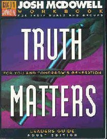 Truth Matters For You & Tomorrows Generation (Leaders Guide)