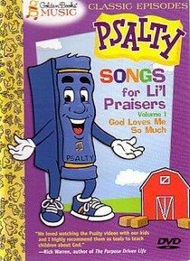 Psaltys Songs For Lil Praisers Volume 1