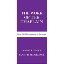 The Work of the Chaplain (Work Of The Church Series)