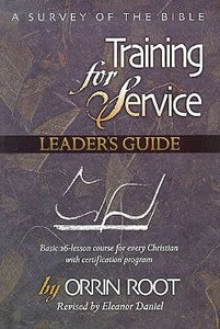 Training For Service (Leaders Guide)