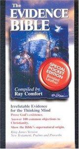 KJV Evidence Bible New Testament (Pocket-size)