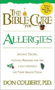 The Bible Cure For Allergies (Bible Cure Series)