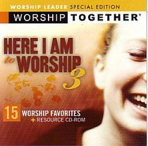 Worship Together: Here I Am to Worship 3 Worship Leader Edition