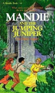 Jumping Juniper (#18 in Mandie Series)