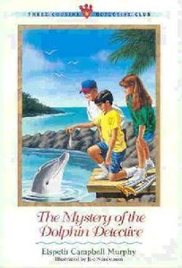 Mystery of the Dolphin Detective (#08 in Three Cousins Dc Series)