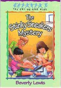 Stinky Sneakers Mystery (#07 in Cul-de-sac Kids Series)