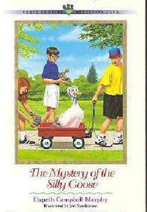 Mystery of the Silly Goose (#10 in Three Cousins Dc Series)