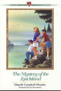 Mystery of the Lost Island (#18 in Three Cousins Dc Series)