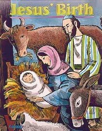Jesus Birth (Bible Big Book Series)