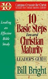 Leaders Guide (10 Basic Steps Series)