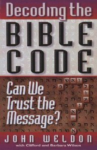 Decoding the Bible Code