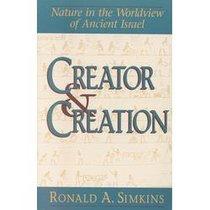 Creator and Creation