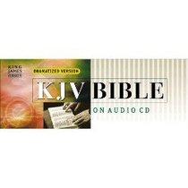 KJV Dramatized Bible on Audio CD