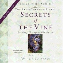 Secrets of the Vine (#02 in Breakthrough Audio Series)