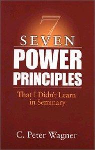 Seven Power Principles