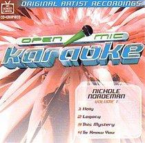 Karaoke Nichole Nordeman (Accompaniment)