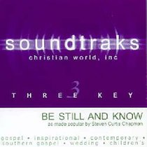 Be Still and Know (Accompaniment)