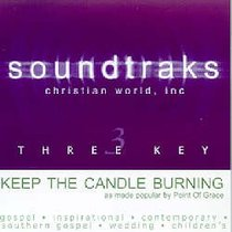 Keep the Candle Burning (Accompaniment)