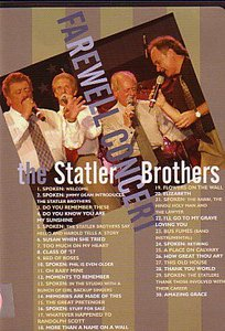 The Statler Brothers Farewell Concert