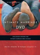 Discussion Openers For Ims Bible Studies (Intimate Marriage Series)