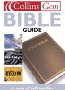 Collins Gem: Bible Guide