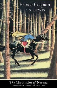 Narnia #04: Prince Caspian (B Format Colour Edition) (#04 in Chronicles Of Narnia Series)