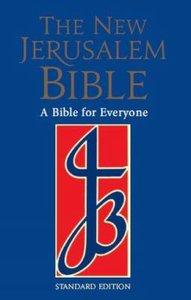 New Jerusalem Standard With Study Notes Blue