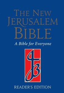 New Jerusalem Readers Edition Blue