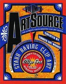 Artsourse #08: Stark Raving Clip Art