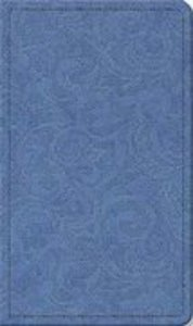 KJV Special Occasion Bible Blue Lace